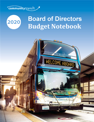 Cover Image for 2020 Adopted Budget Notebook