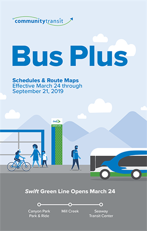 Bus Plus Cover for March-September 2019