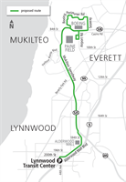 Proposed Rte 107 Map