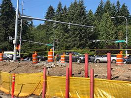 Sewer work is scheduled to take place next week along 164th Street & Bothell Everett Highway