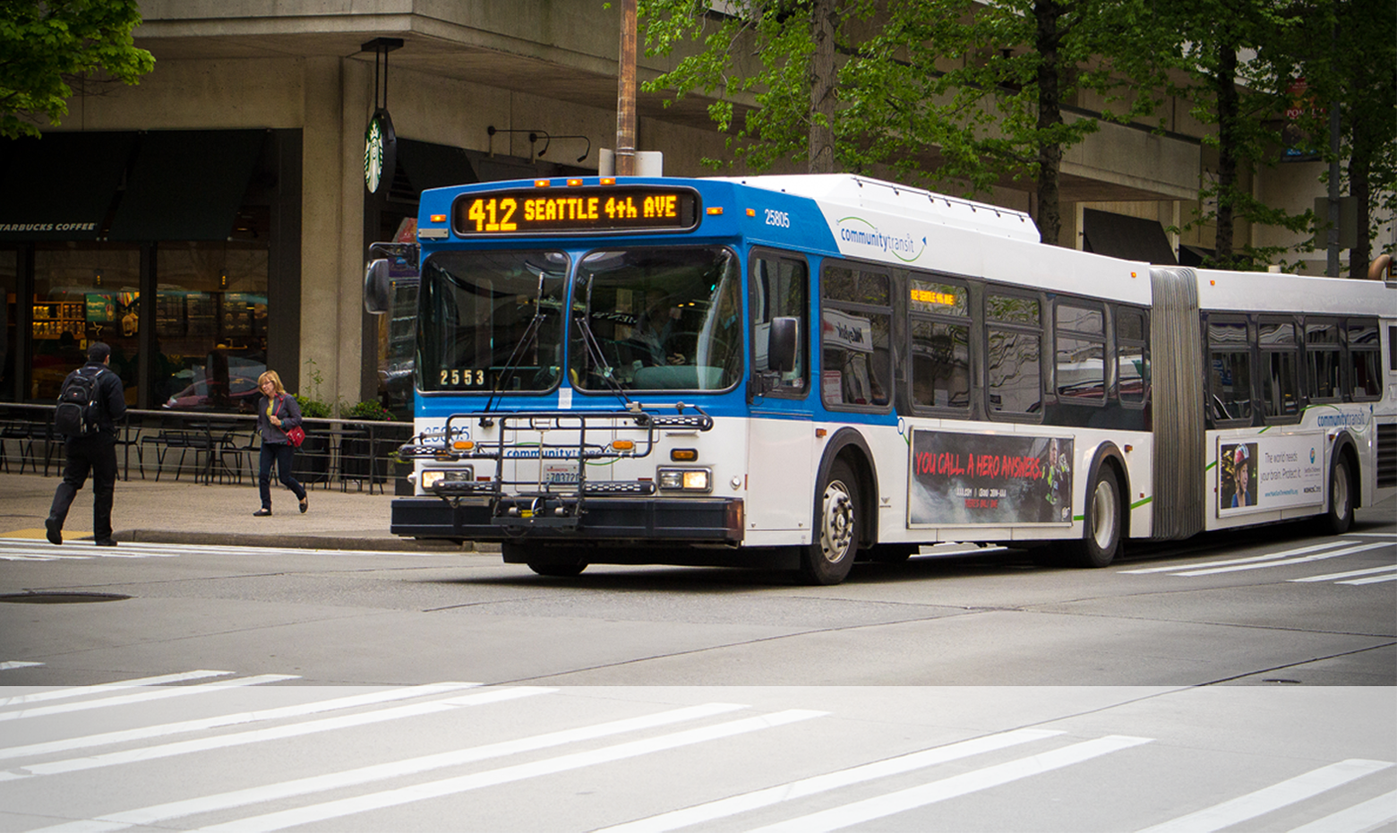 Temporary Service Reductions Start Mon. March 30