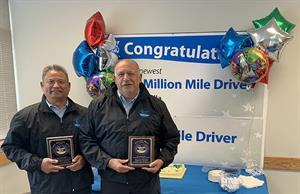 Million Mile Drivers: Plantilla and Mehau