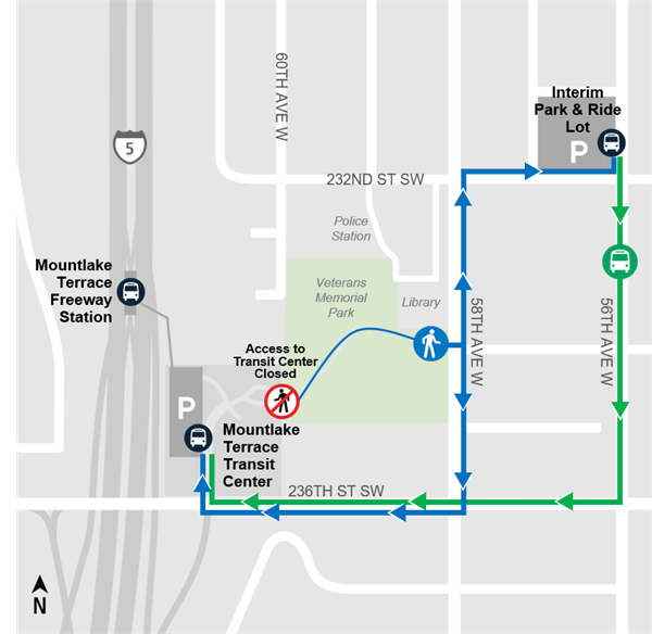 veterans memorial park trail map