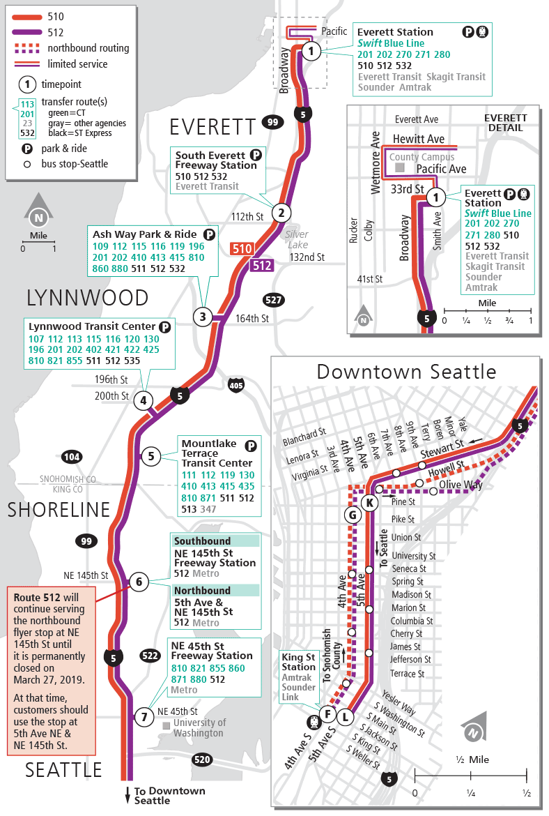Bus Schedules Amp Route Maps Community Transit
