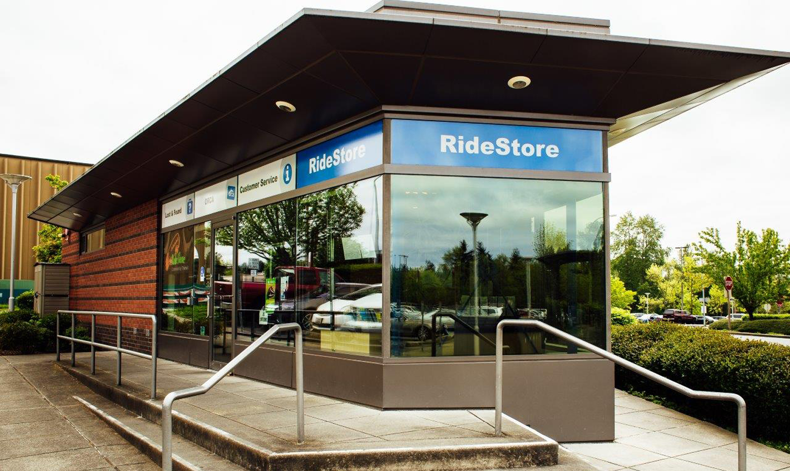 RideStore at Lynnwood Transit Center