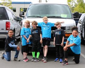 The Boys & Girls Clubs of Edmonds and Mukilteo were 2019 Van GO vehicle recipients.