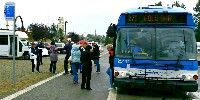 Community Transit Bus Serves Evergreen State Fair