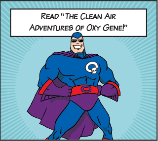Oxy Gene - Clean Air Adventures