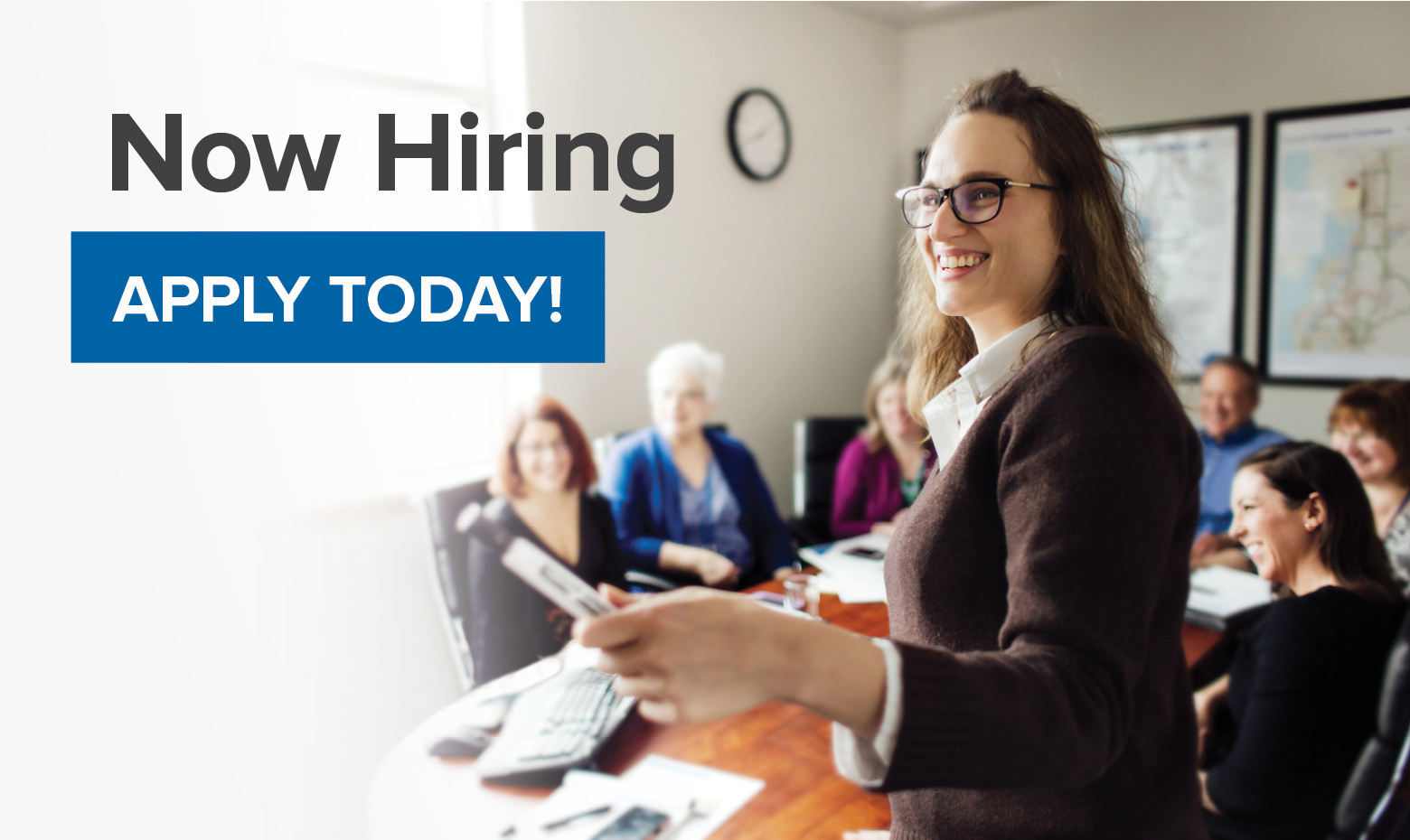 Now Hiring - Jobs, Careers, Employment | Community Transit