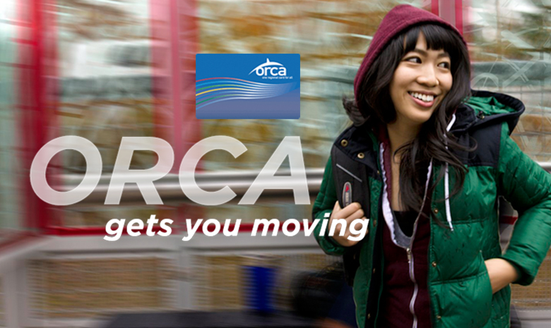 ORCA Smart Card Saves Time & Money. Click here & find out how!