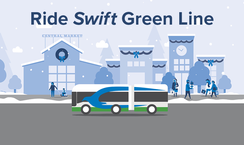Ride Swift Green Line