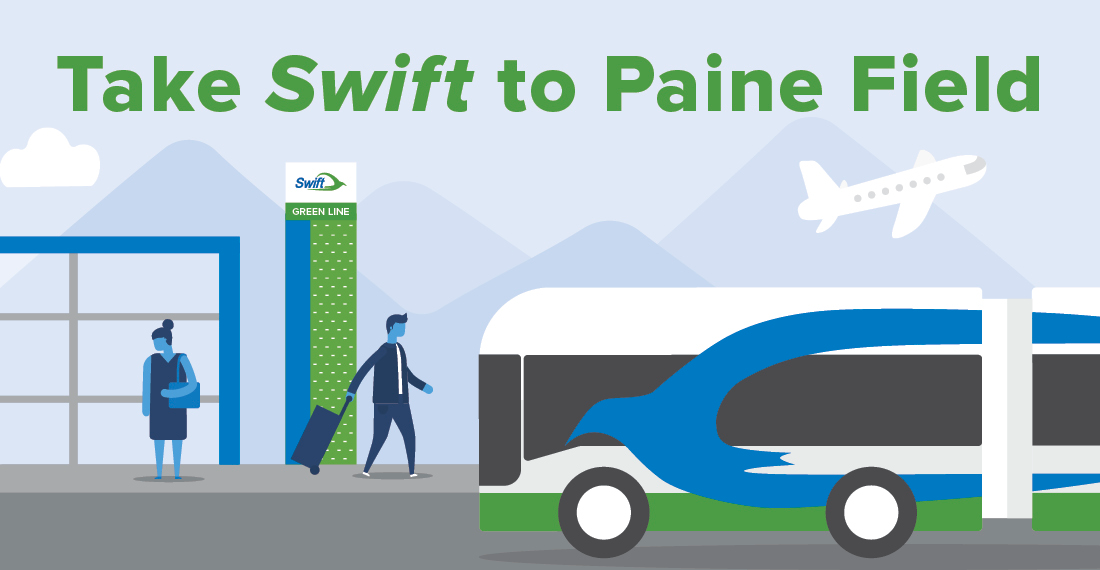 Take Swift to Paine Field